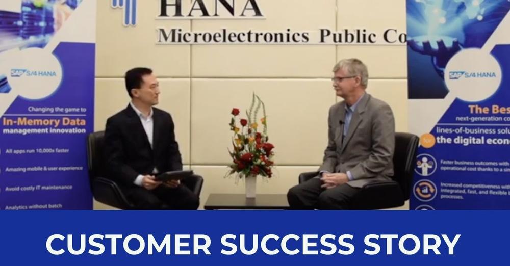 NEXUS congratulates Hana Microelectronics Public Co., Ltd.